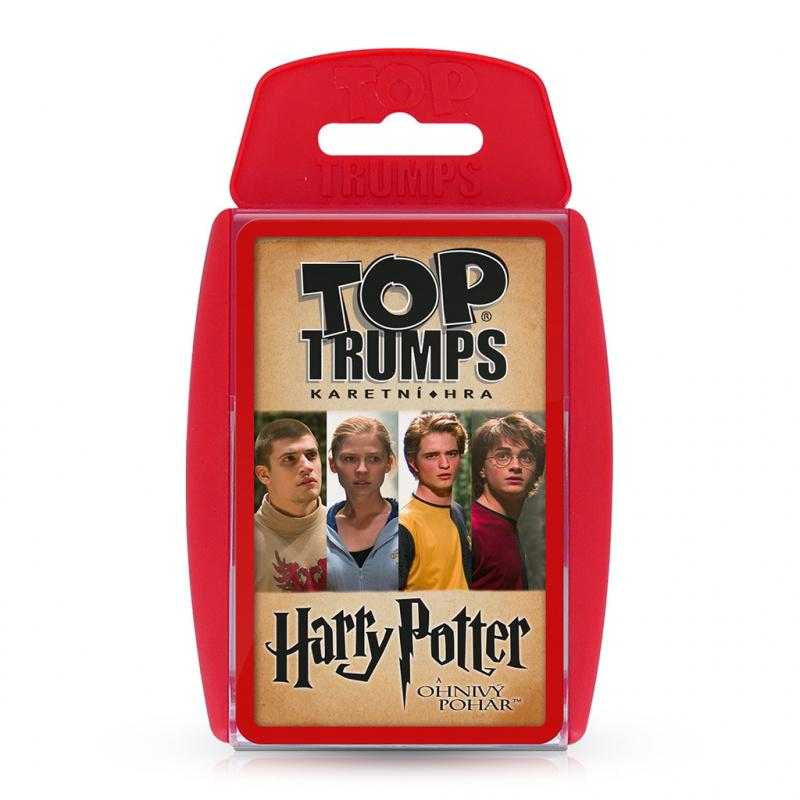 Karetní hra Harry Potter a ohnivý pohár