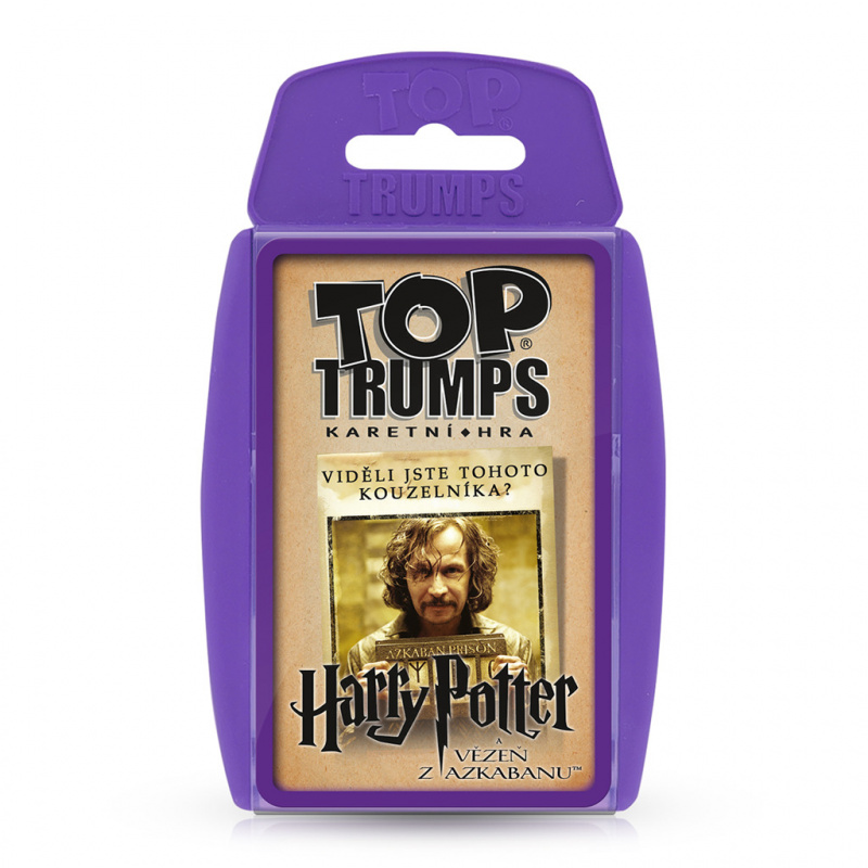Kartová hra Harry Potter a väzeň z Azkabanu