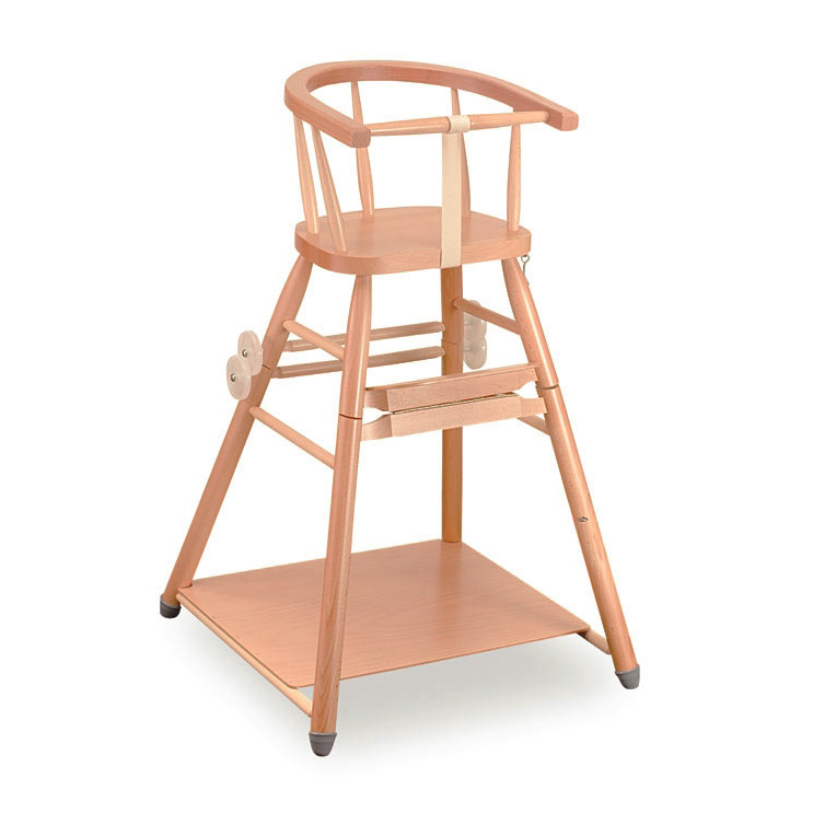 Jídelní židlička Sandra rozkládací B204