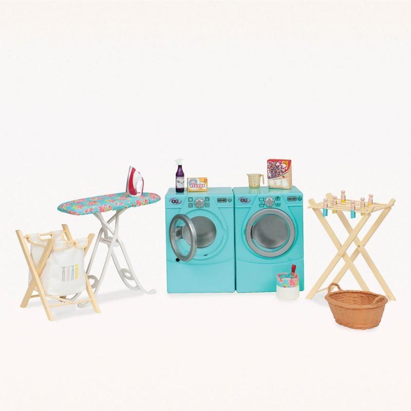 Sada na praní a sušení prádla
