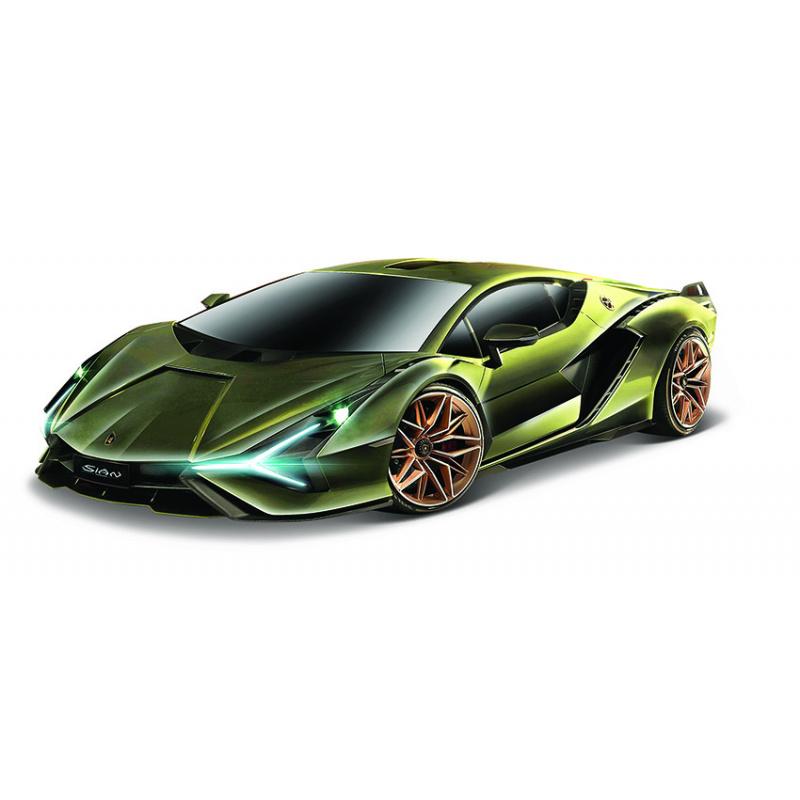 Bburago 1:18 TOP Lamborghini Sián fkp 37