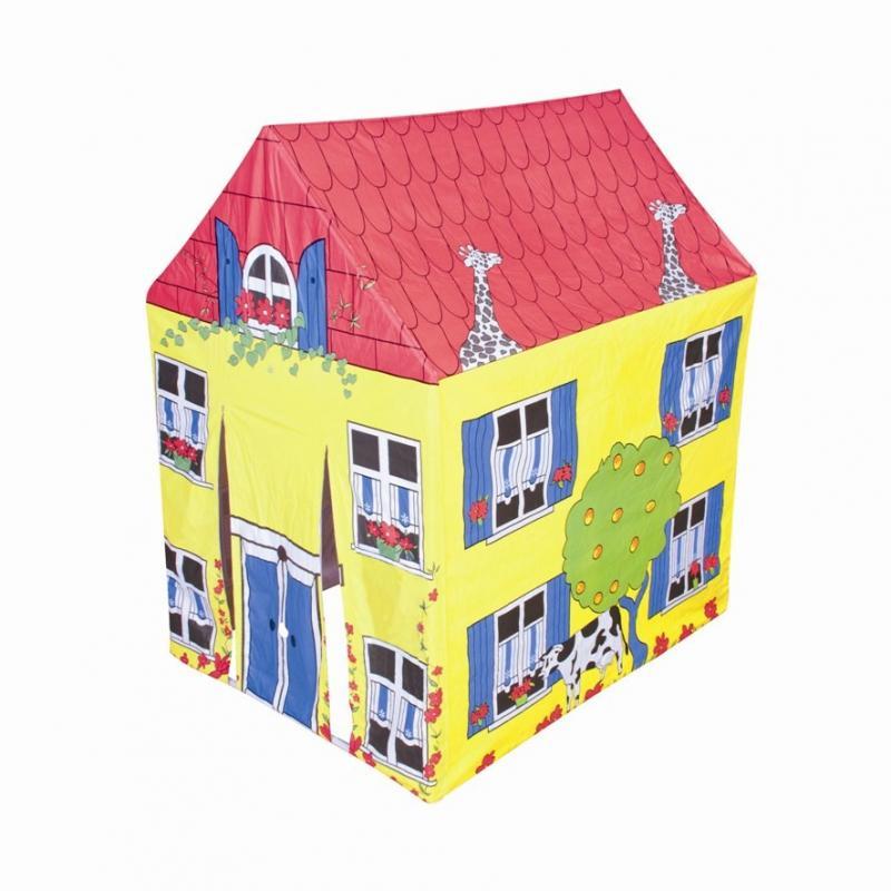Plastový dom na hranie - 102x76x114 cm