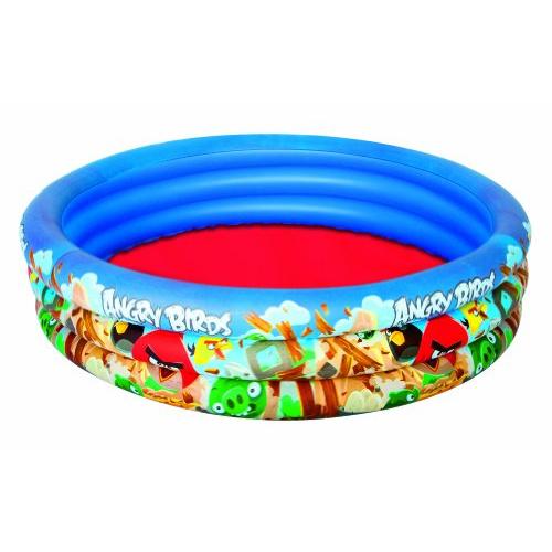 Nafukovací bazén Angry Birds - priemer 152cm, hĺbka 30cm