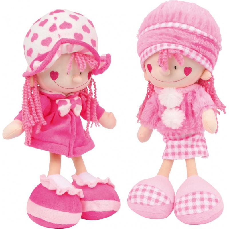 Small foot Látkové panenky Nora a Emily