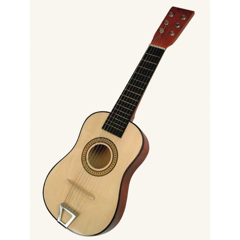 Dřevěné hračky - Kytara 23´´