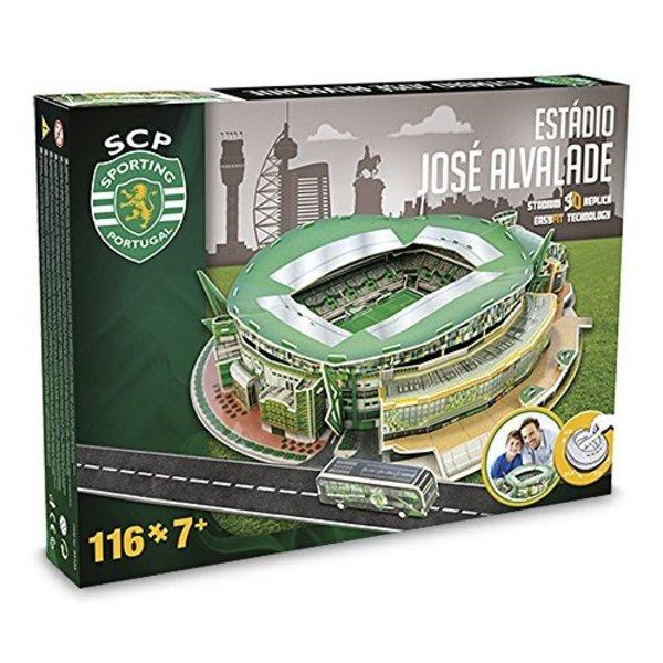 Nanostad: PORTUGALIA - Jose Alvalade (Sporting Lisboa)