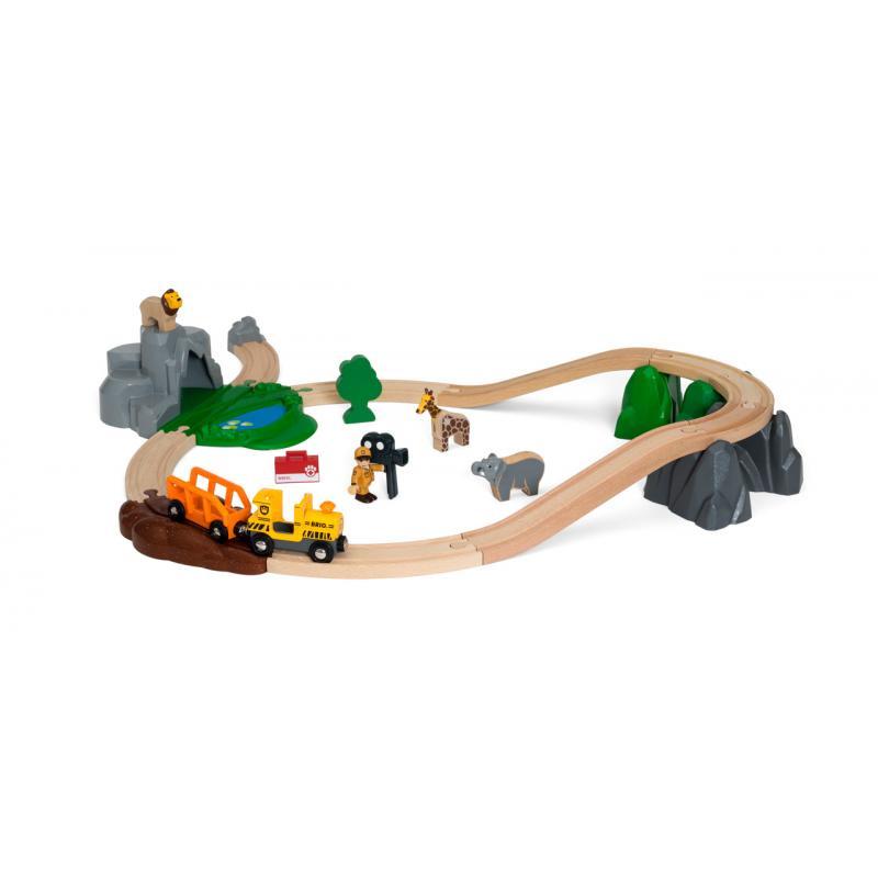 BRIO 33960 zestaw zabawkowy, Zabawki konstrukcyjne