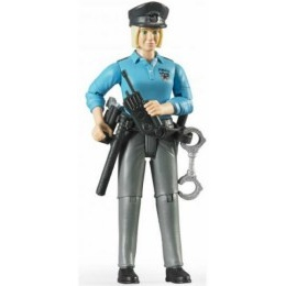 Bruder - Figurka policistka