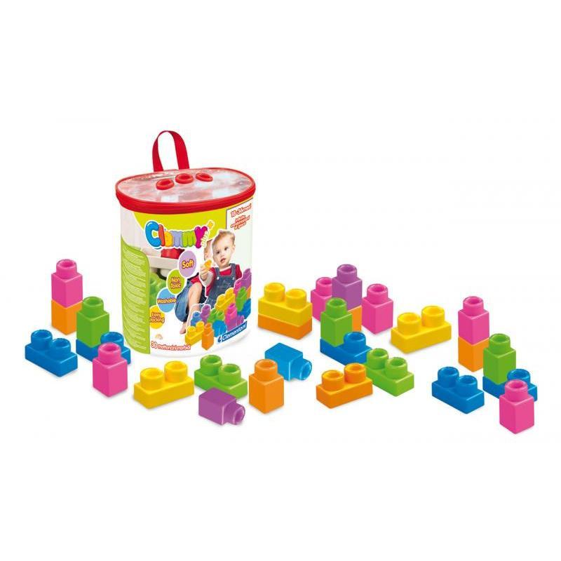 Clemmy plus - 30 kostek v plastovém pytli