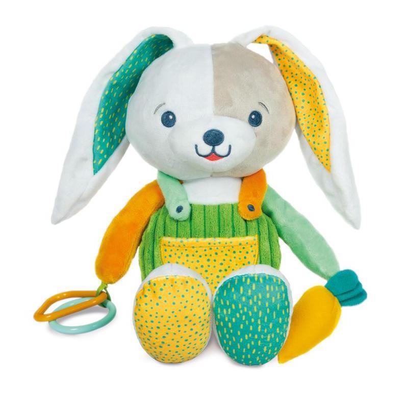 Můj první plyšák - králíček v dárk.kazetě