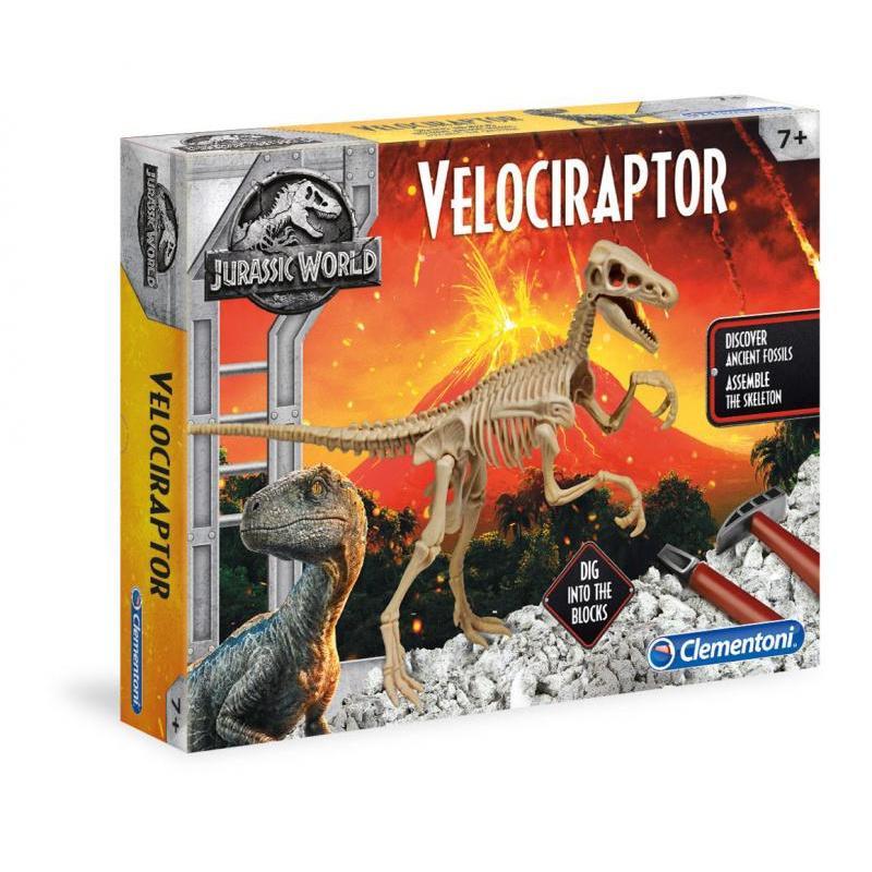Jurský svět 2 - Velociraptor