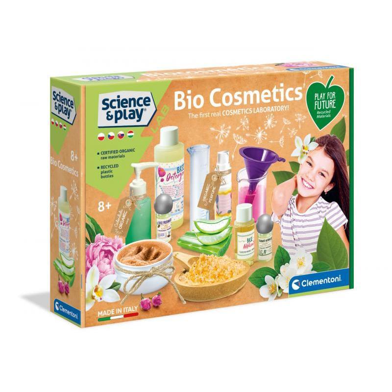 Dětská laboratoř BIO - Výroba kosmetiky