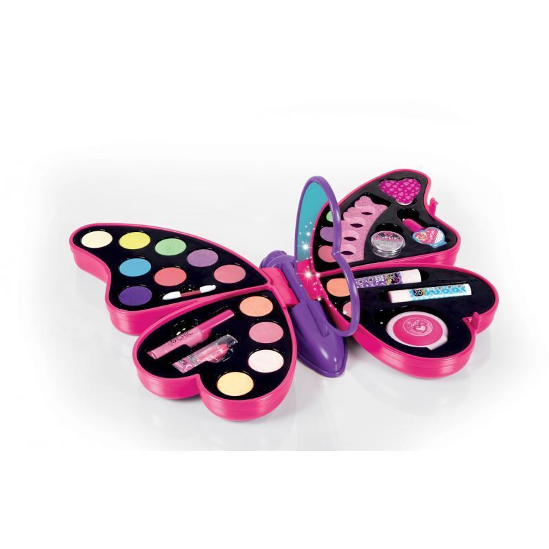 Crazy CHIC - Make-up sada motýľ