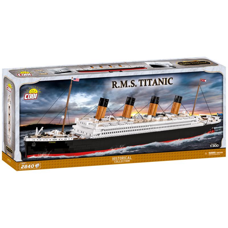 Cobi 1916 RMS Titanic, 1 : 300, 2840 k