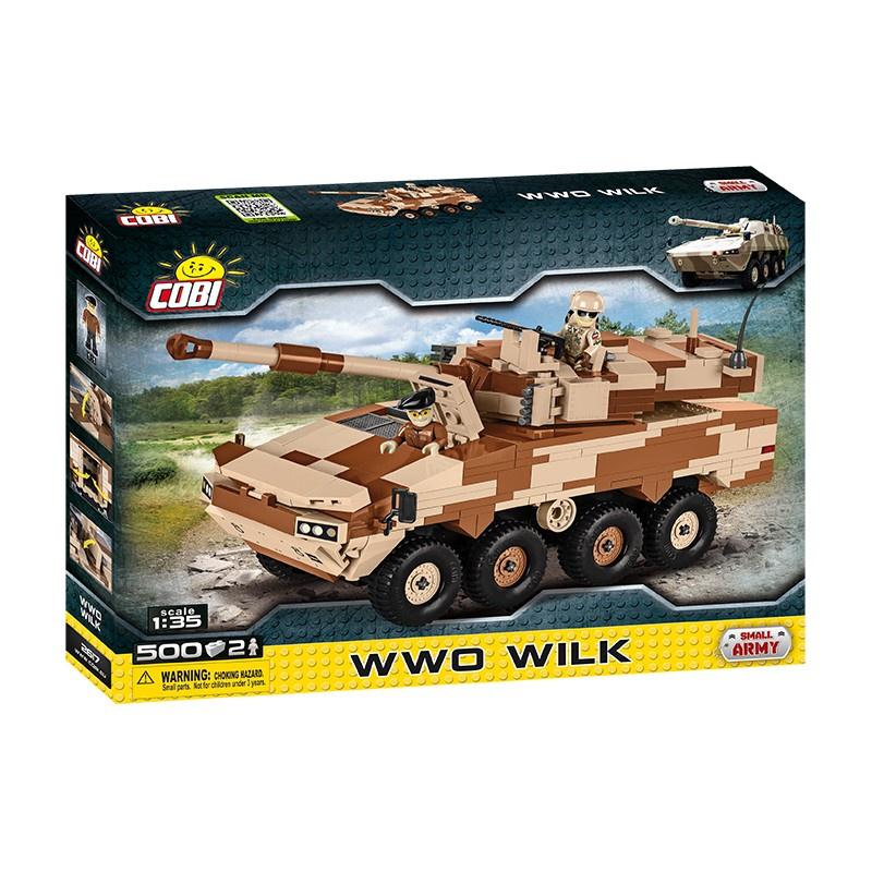 Cobi 2617 SMALL ARMY – WWO WILK 500 k, 2 f