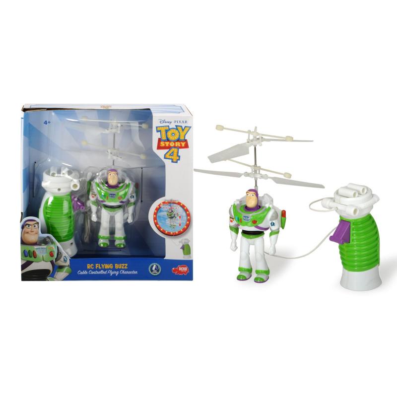 Toy Story Létající Buzz, na kabel