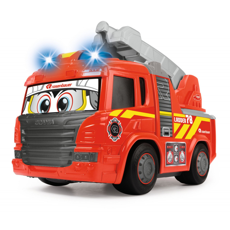Wóz strażacki Happy Fire Engine