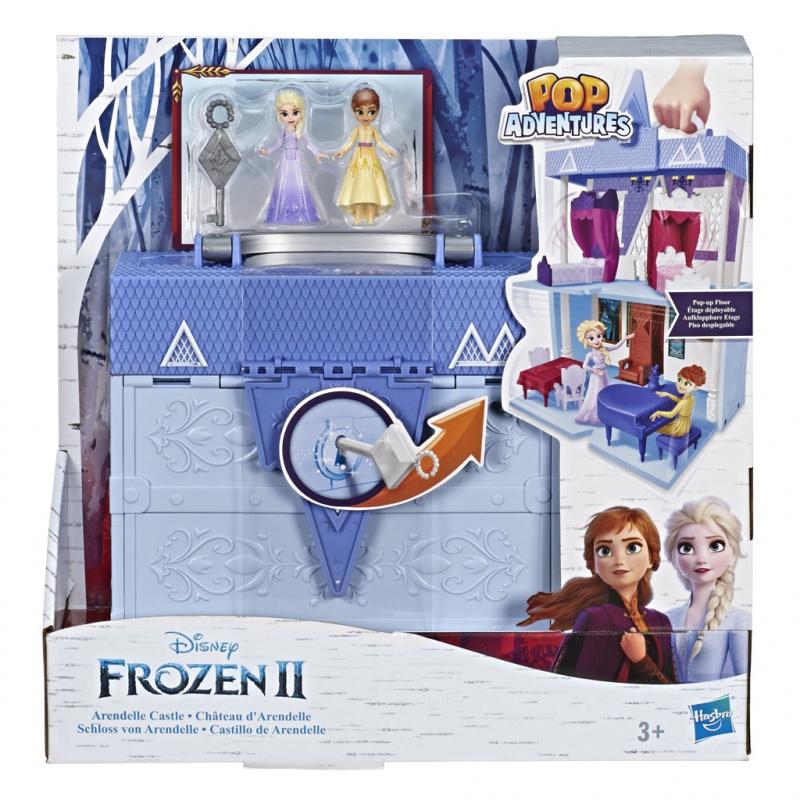 Frozen 2 Malý hrad