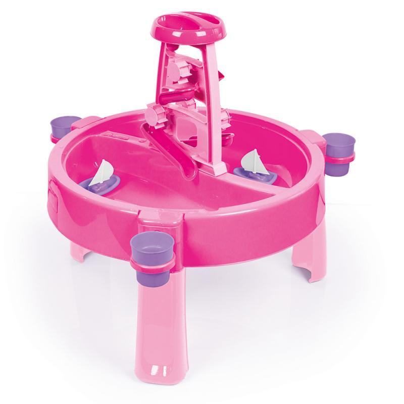 Hrací stolík 3v1, jednorožec