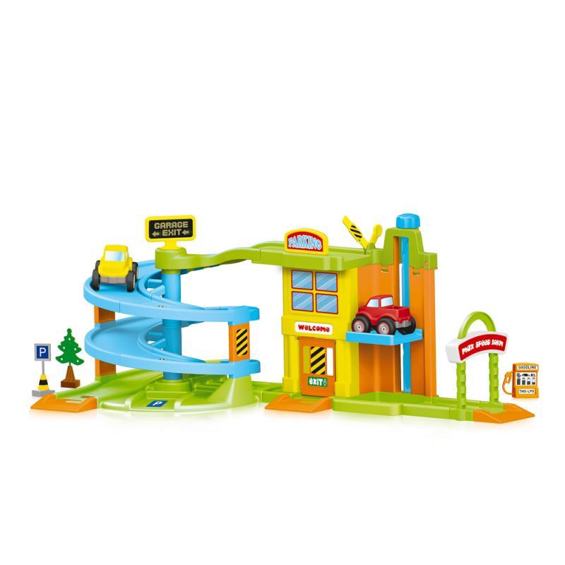Detský garážový set