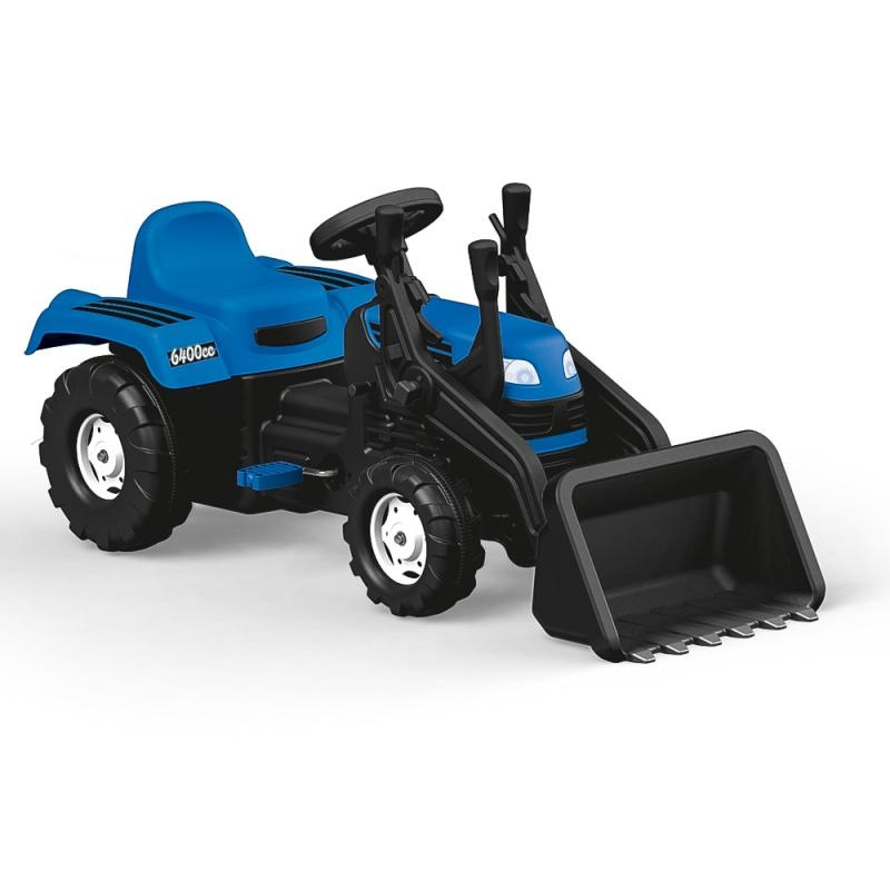 Šlapací traktor Ranchero s nakladačem
