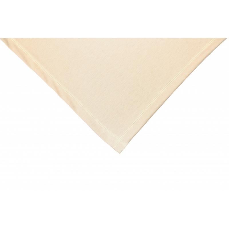 Letní deka BIO bavlna 70 x 100 cm béžová