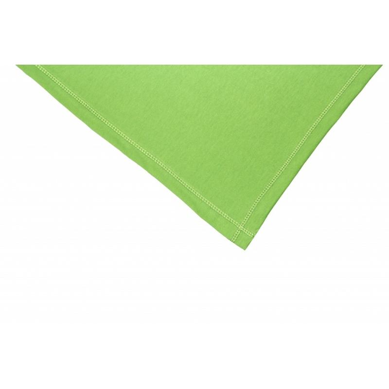 Letní deka BIO bavlna 70 x 100 cm zelená