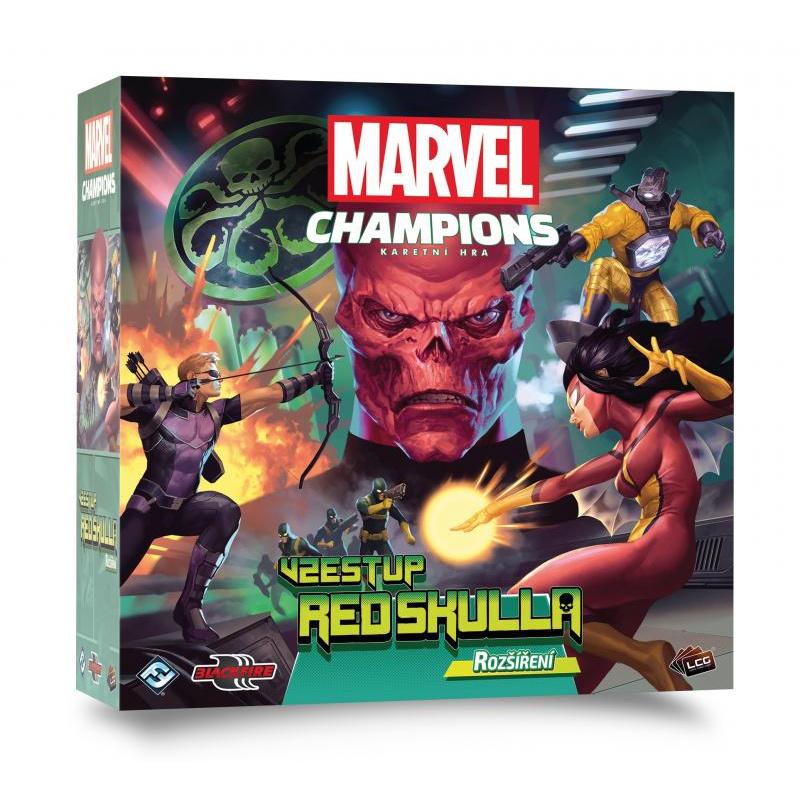 Marvel Champions LCG: Rise of the Red Skull - dodatek