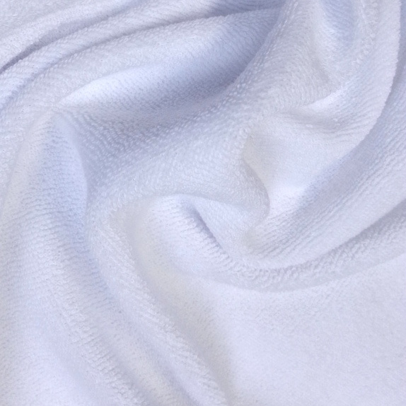 Froté prostěradlo 180x80 cm - bílé