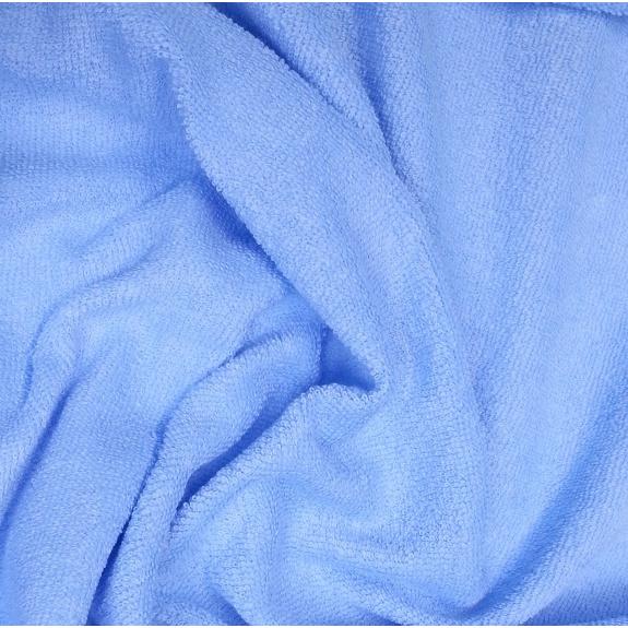Froté prestieradlo 160x70 cm - svetlo modré