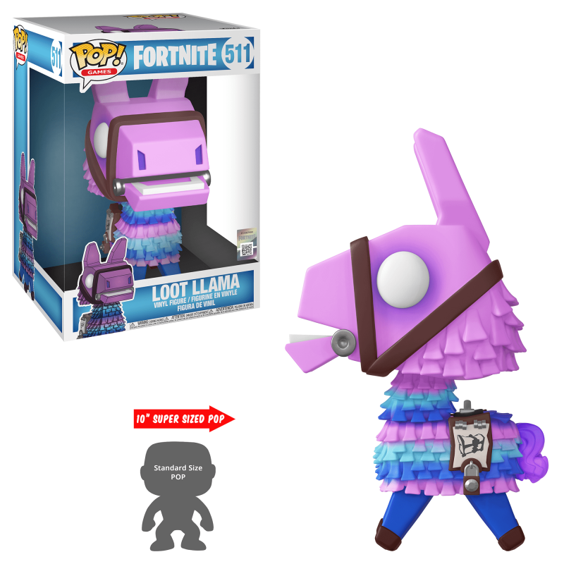 Funko POP Games: Fortnite S3 - 10