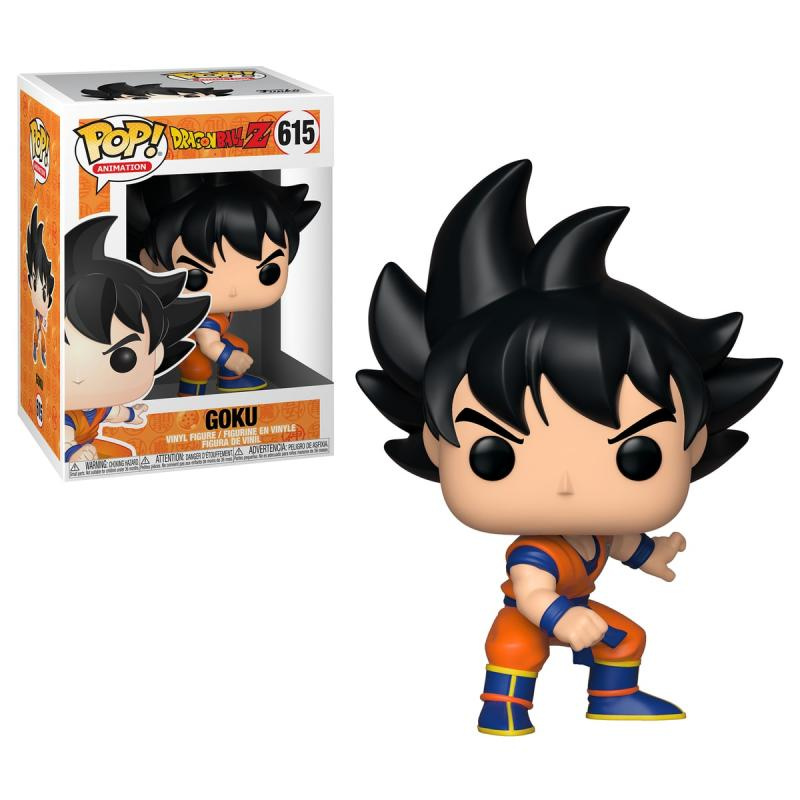 Funko POP Animation: DBZ S6 - Goku
