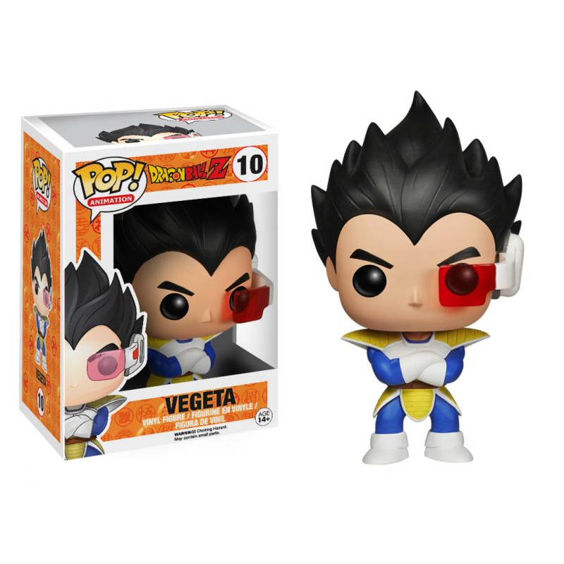 Funko POP Anime: Dragonball Z - Vegeta