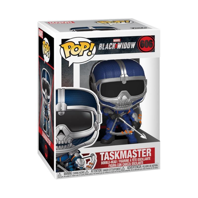 Funko POP Marvel: Black Widow – Taskmaster w/ bow