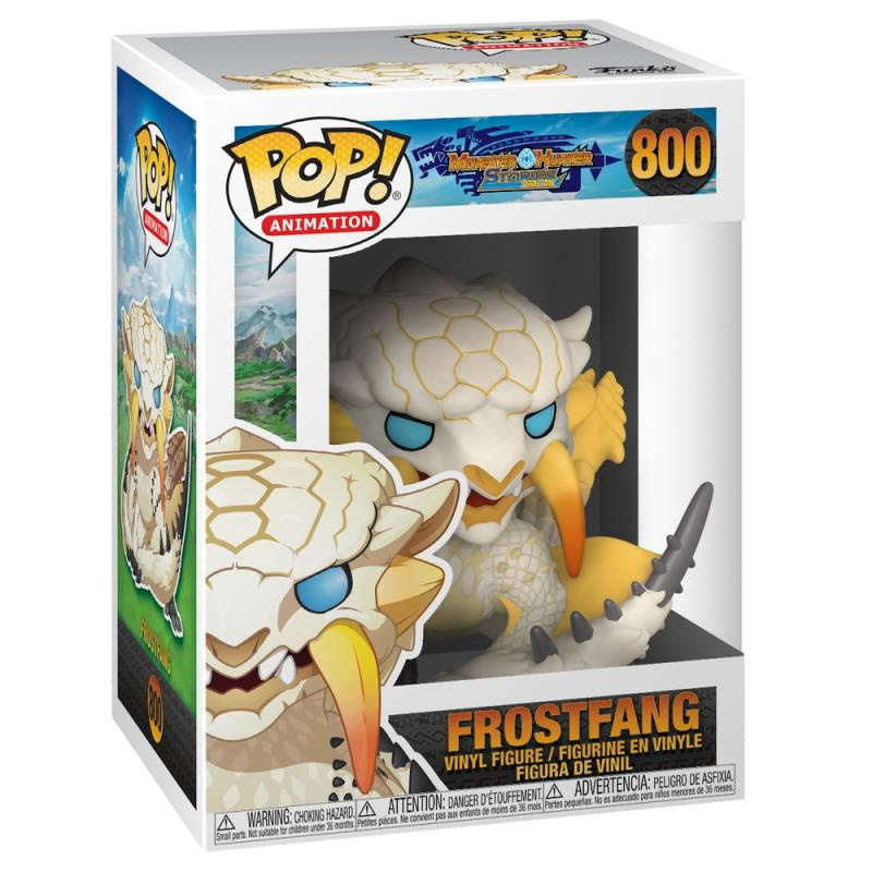 Funko POP Animation: Monster Hunter- Frostfang