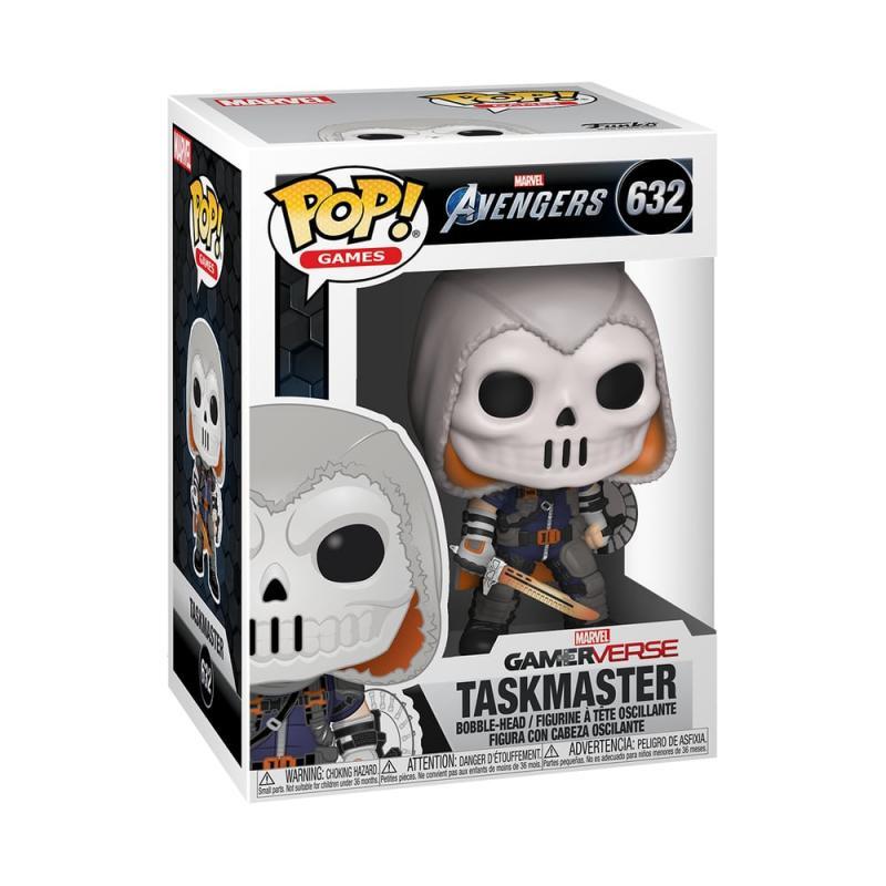 Funko POP Marvel: Avengers Game - Taskmaster