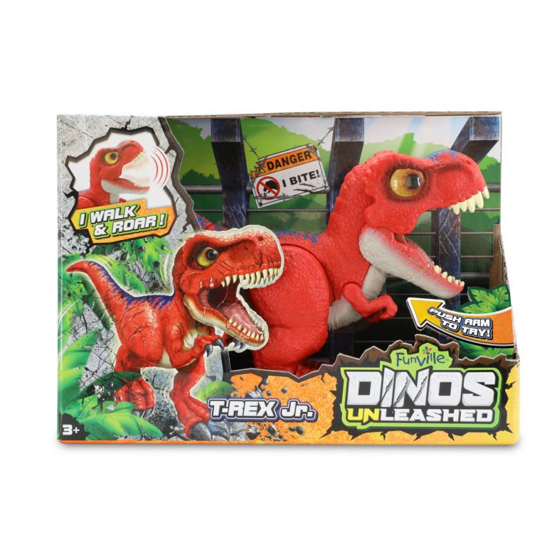 T-Rex Jr. interaktívny