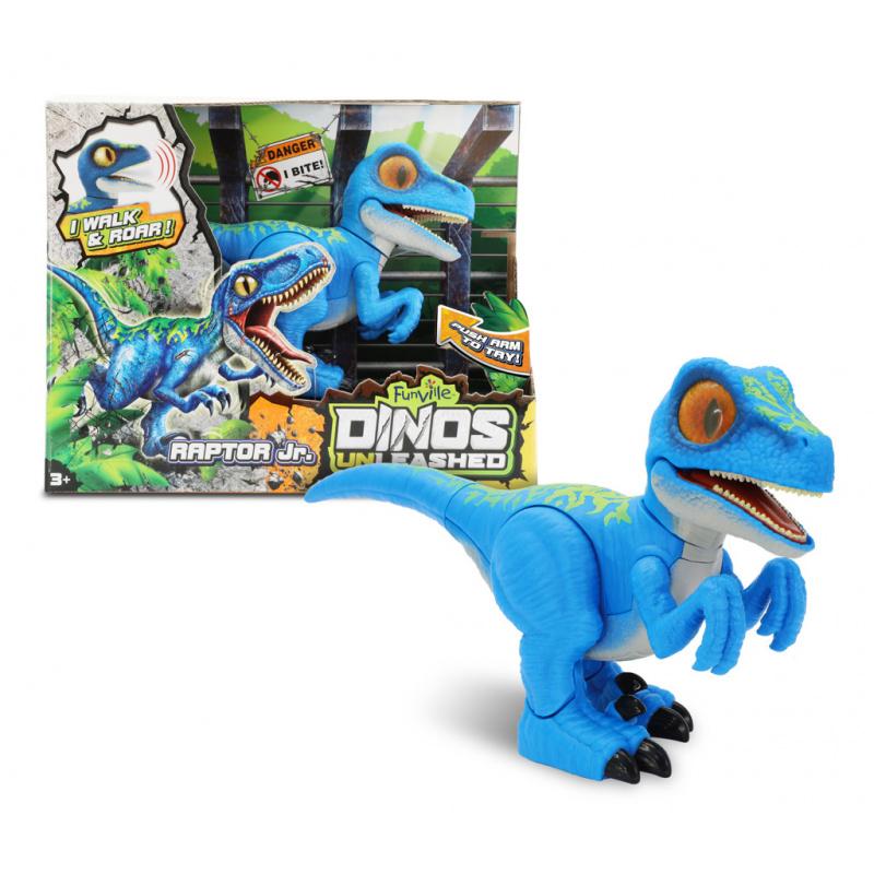 Raptor Jr. interaktívny