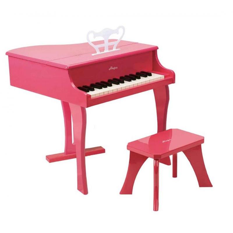 Velké piano, růžové