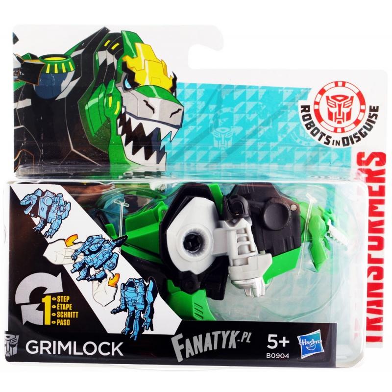 Transformers RID TransformersNSFORMACE V 1 KROKU GRIMLOCK