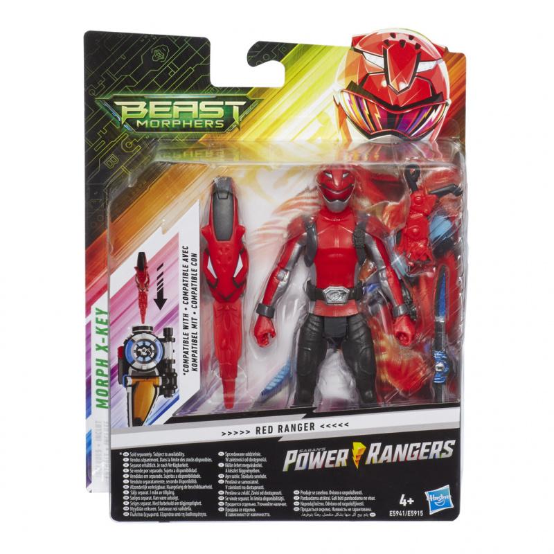 Power Rangers Základní 15 cm figurka