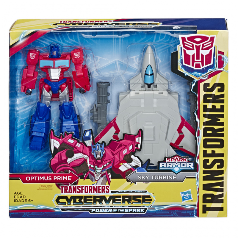 Transformers Cyberverse Spark Armour Elite figurka