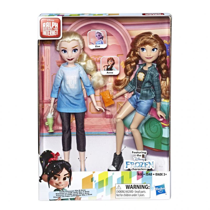Disney Princess Modní panenky B