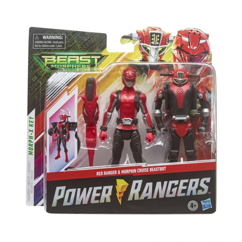 Power Rangers balení 15 cm figurky beastbot