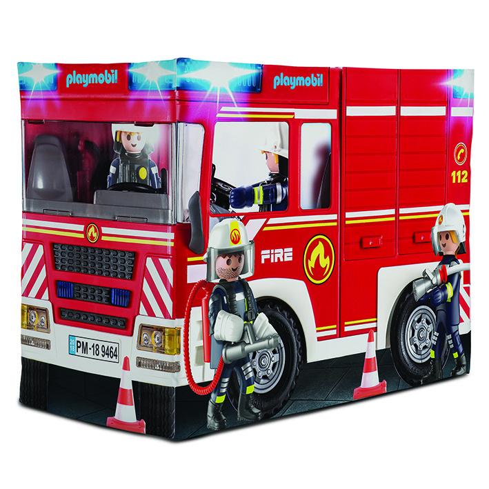 Playmobil straż pożarna