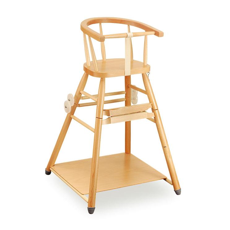 Jídelní židlička Sandra rozkládací