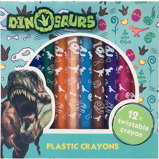 Dinozaury przykręcane