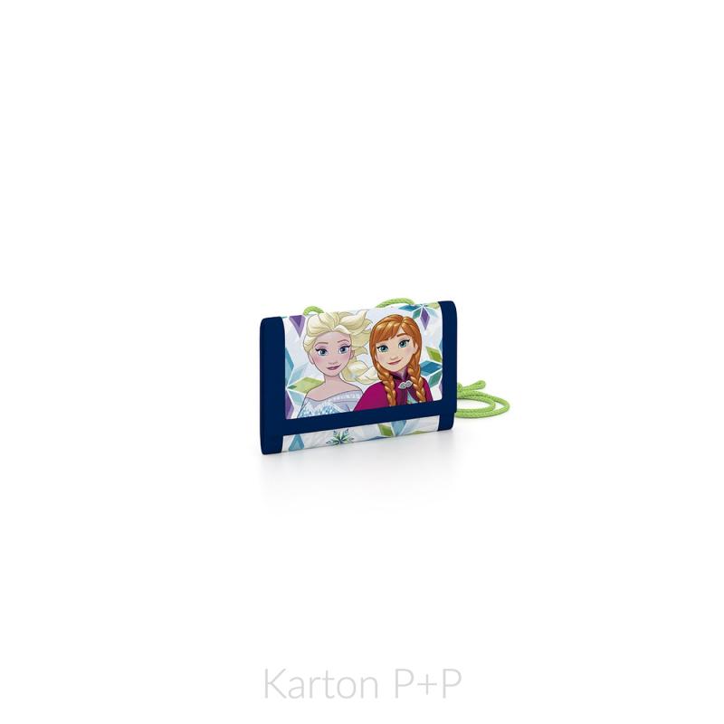 Detská textilná peňaženka Frozen 3-59117