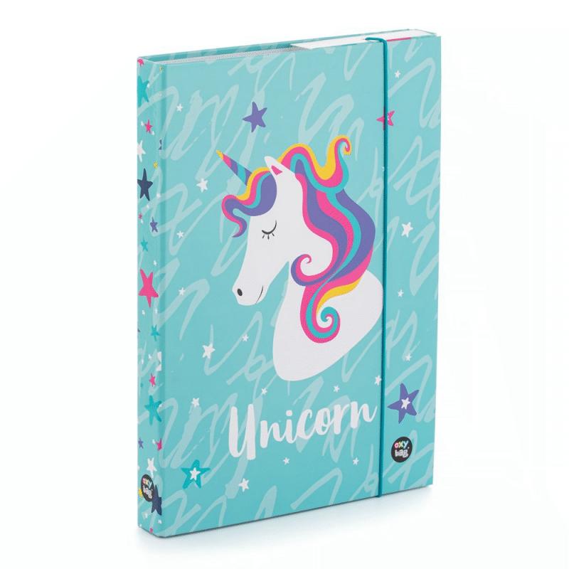 Box na sešity A4 Unicorn iconic