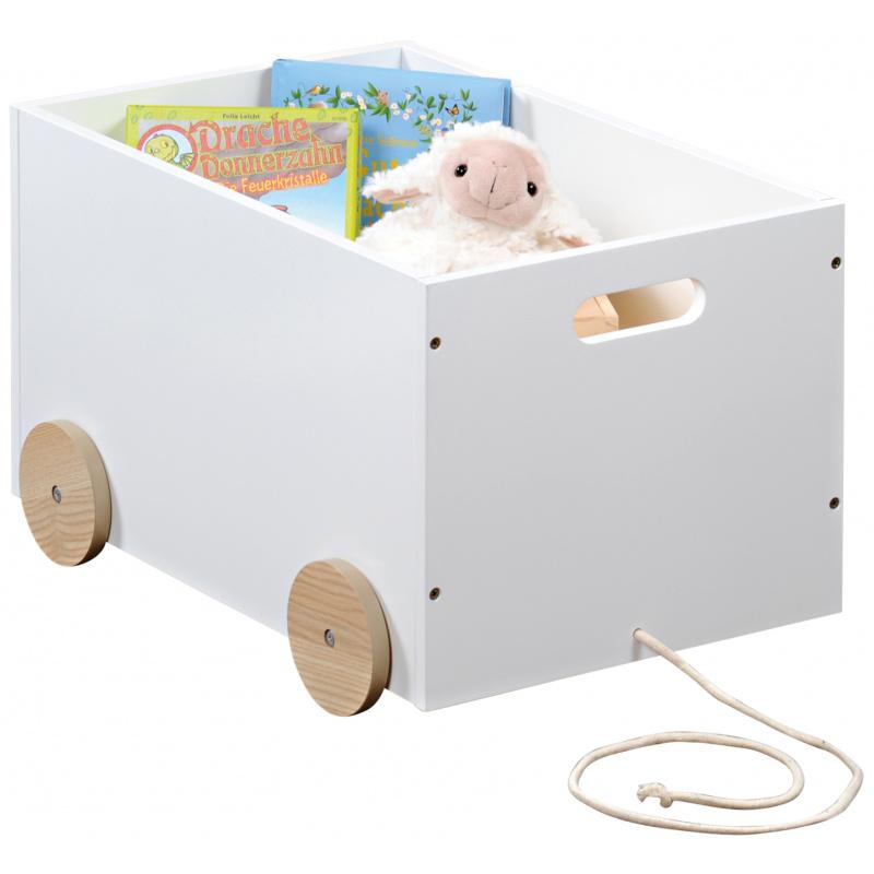 Detský vozík na hračky scanda
